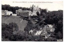 CP, 24, JUMILHAC-le-GRAND, Environs De LIMOGES, Le Château, Vierge - France