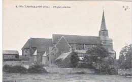 23861  CHATEAUMEILLANT. L'EGLISE COTE EST.  Ed ? 4 - - Châteaumeillant