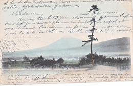 23866 Cpa Japon Sans Legende - Texte : à Bord Du Cuirassé Tokuva, à Yokosuka -signée K Moriyama ?? Postée 1902