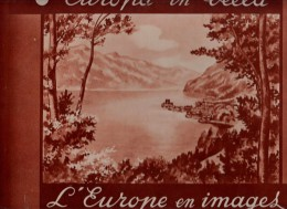 """Album Victoria """" Europa In Beeld """" Deel 1 Volledig - Albumes & Catálogos"""