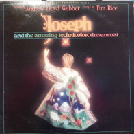 Andrew Lloyd Webber & Tim Rice 33t. LP USA *joseph And The Amazing Technicolor Dreamcoat* - Musicals