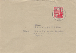 BADEN,  STAMPS ON COVER, 1947, GERMANY - Baden