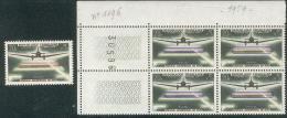 France 1959  - 20ème Anniversaire Du Service Aéropostale De Nuit - Y&T N° 1196 ** Neuf Luxe (voir Descriptif) TB. - Variétés Et Curiosités
