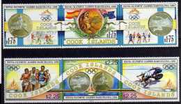 Cook Islands - 1992 - Olympic Games (2nd Issue) - MNH - Cook