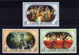 Cook Islands - 1993 - 40th Anniversary Of Coronation - MNH - Cook