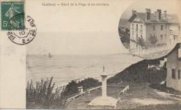 64 GUETHARY - Hôtel De La Plage Et Ses Environs - Guethary