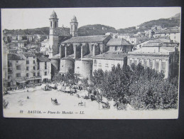 AK BASTIA  Ca.1915 ///  D*12660 - Bastia