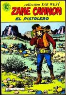"""Collection """" FAR WEST """" - Zane Canon - """" El Pistolero """" - Sagedition - ( Février 1983 ) . - Bücher, Zeitschriften, Comics"""