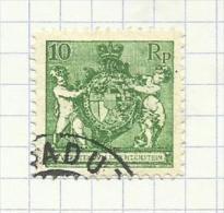 Liechtenstein N°49A Côte 9 Euros - Liechtenstein