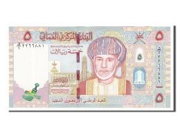 Oman, 5 Rials Type 2010 - Oman