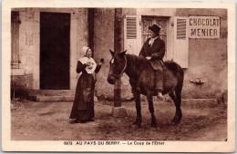 18 - Au Pays Du Berry - Le Coup De L'étrier - Autres Communes