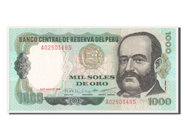 [#350052] Pérou, 1000 Soles De Oro Type 1979, Pick 118 - Pérou