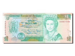 Belize, 1 Dollar, Type Elisabeth II - Belize