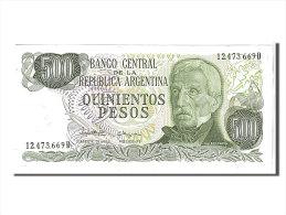 [#108470] Argentine, 500 Pesos Type San Martin - Argentine