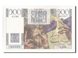 [#203700] 500 Francs Type Chateaubriand, 04 Juin 1953, Fayette 34.12 - 1871-1952 Circulated During XXth