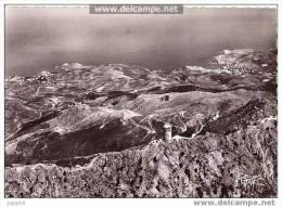 Banyuls - Vue Aérienne, La Tour Madelac Et Les Lacets De La Route, Au Loin Le Littoral - Banyuls Sur Mer