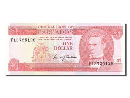 [#255504] Barbades, 1 Dollar, Type Samuel Jackman Prescod - Barbados