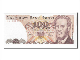 Pologne, 100 Zlotych Type L. Warynski - Pologne