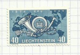 Liechtenstein N°242 Côte 2.50 Euros Neuf Avec Charniere - Liechtenstein