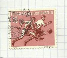 Liechtenstein N°284 Et 288 Côte 3.50 Euros - Liechtenstein