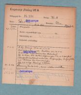 Document Ancien - STALAG VII A - Prisonnier F. Scholle , Originaire De PLEVEN , 46e Régiment D'Infanterie - WW2 - 1939-45