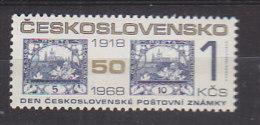L3473 - TCHECOSLOVAQUIE Yv N°1691 ** - Unused Stamps