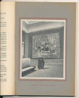 Libro  1922 LA TAPISSERIE DU TOURNOI VALENCIENNES Documents Pour Servir à L Histoire De L Occupation De 1914- - Biographie