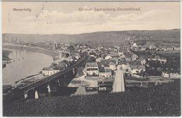 21911g WASSERBILLIG - Chemin De Fer - Village - Postkaarten