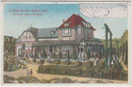 21918g CAFE Du GOLF - LAITERIE - JEUX D'ENFANTS - Le Zoute - Knocke - 1912 - Knokke