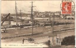 CPA - SAINT MALO - Vue Générale De Saint Servan - - Saint Malo