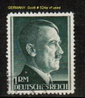 GERMANY    Scott  # 524a VF USED - Germany