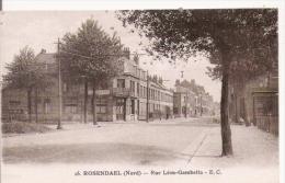 ROSENDAEL (NORD)  15 RUE LEON GAMBETTA - Frankreich
