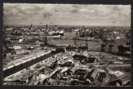 CPSM Pf .Dépt .59. DUNKERQUE. Panorama Du Port. - Dunkerque