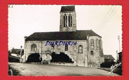 Val D'Oise -  JOUY LE COMTE - L'Église Saint-Denis .... - Autres Communes