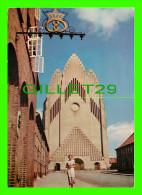 COPENHAGEN, DANMARK - GRUNDTVG´S CHURCH AT BISPEBJERG - DANCOLOR - - Danemark