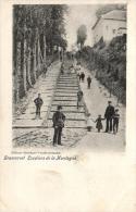 BELGIQUE - FLANDRE ORIENTALE - GERAARDSBERGEN - GRAMMONT - Escaliers De La Montagne. - Geraardsbergen