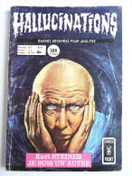 PETIT FORMAT HALLUCINATIONS 1ERE SERIE 044 (3) AREDIT - Hallucination