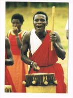 20963  Burundi  Danse Des Tambourinaires - Burundi