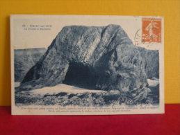 CPA- 44 Loire Atlantique - Piriac Sur Mer, La Grotte A Madame - Circulé 1928 - Piriac Sur Mer
