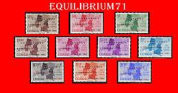 420/429** - Indépendance/ Onafhankelijkheid - CONGO - République Du Congo (1960-64)