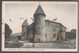 26----ANNEYRON Chateau Du Cros ( VII° Siècle)--cpsm Pf - Altri Comuni