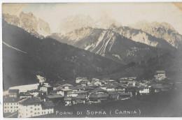FRIULI VENEZIA GIULIA-UDINE-FORNI DI SOPRA(CARNIA) - Andere Steden