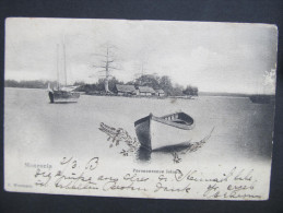 AK MONROVIA 1903 ///  D*12712 - Liberia