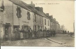 CPA  LANVEOC, Route De La Grève 10186 - France