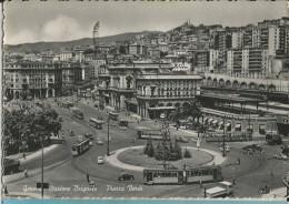 GENOVA -STAZIONE BRIGNOLE-PIAZZA VERDI-TRAM   -FG - Genova