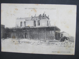 AK DJIBOUTI Cyclone Ca.1920  //  D*12739 - Dschibuti