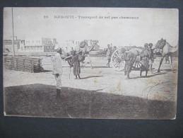 AK DJIBOUTI  Ca.1920  //  D*12741 - Dschibuti
