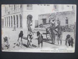 AK DJIBOUTI Ca.1920  //  D*12742 - Dschibuti