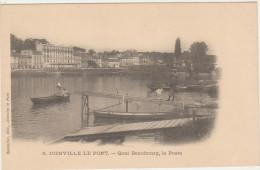 94-JOINVILLE-LE-PONT-Quai Beaubourg, La Poste Animé... - Joinville Le Pont