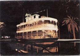 LIBYA - River Boat 1984 - Libia